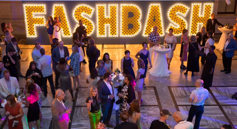 Fash Bash 2019, on Aug 15, is a fundraiser for the Detroit Institute of Arts.
