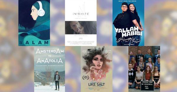 Arab American National Museum films directed by women in Detroit