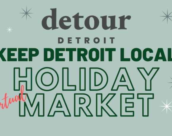 Keep Detroit Local Virtual Holiday Market