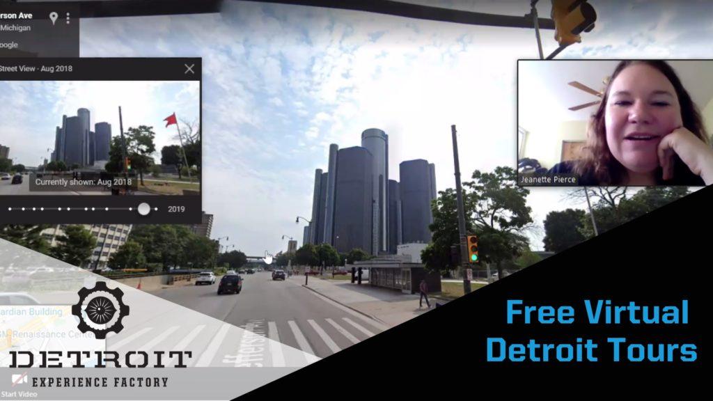 detroit experience factory tour