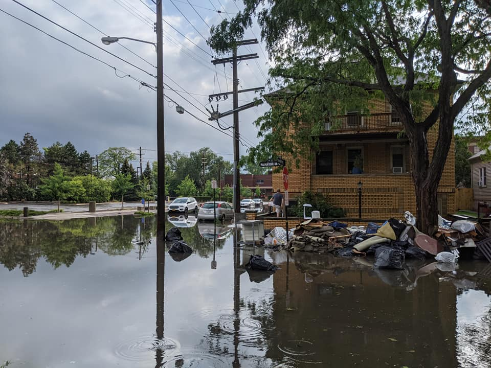 detroit flooding hampton between maryland and wayburn kelly blunden