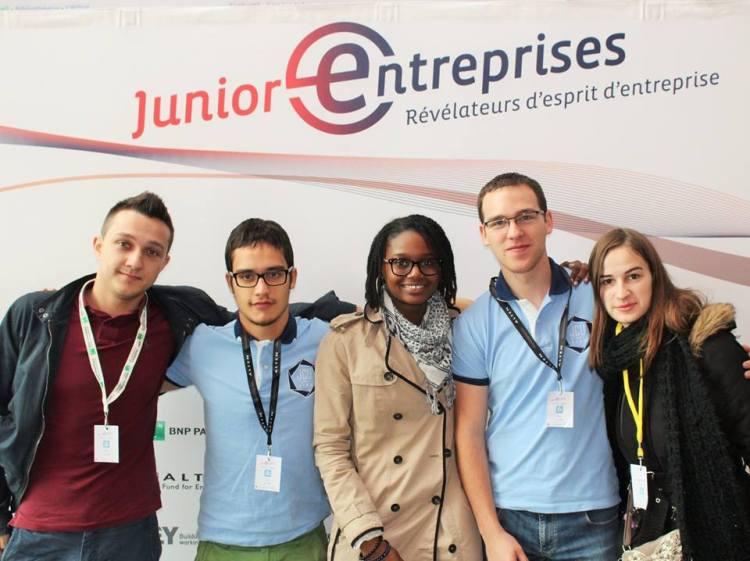 CRA St Etienne A15 - Junior Entreprise