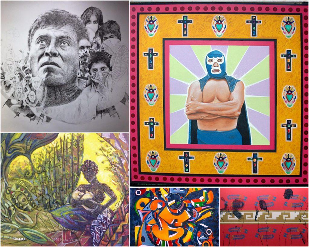 Foire-Internationale-Bordeaux2016-artistes-America-latina