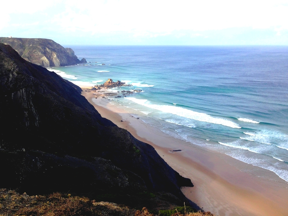 algarve plage sauvage ouest