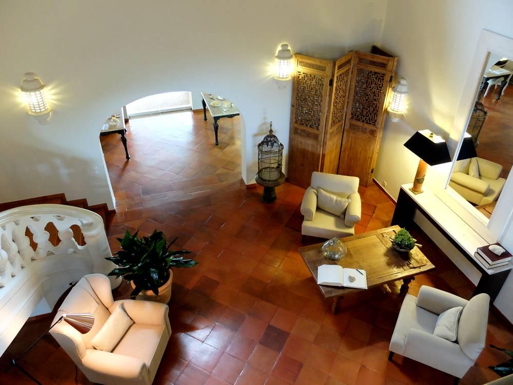 vila joya lobby