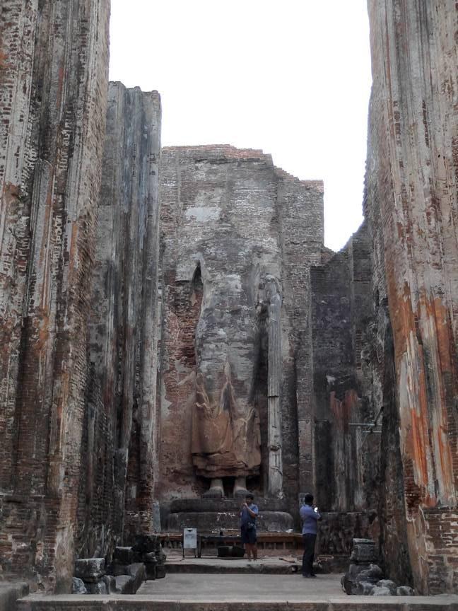 polonnaruwa gedige