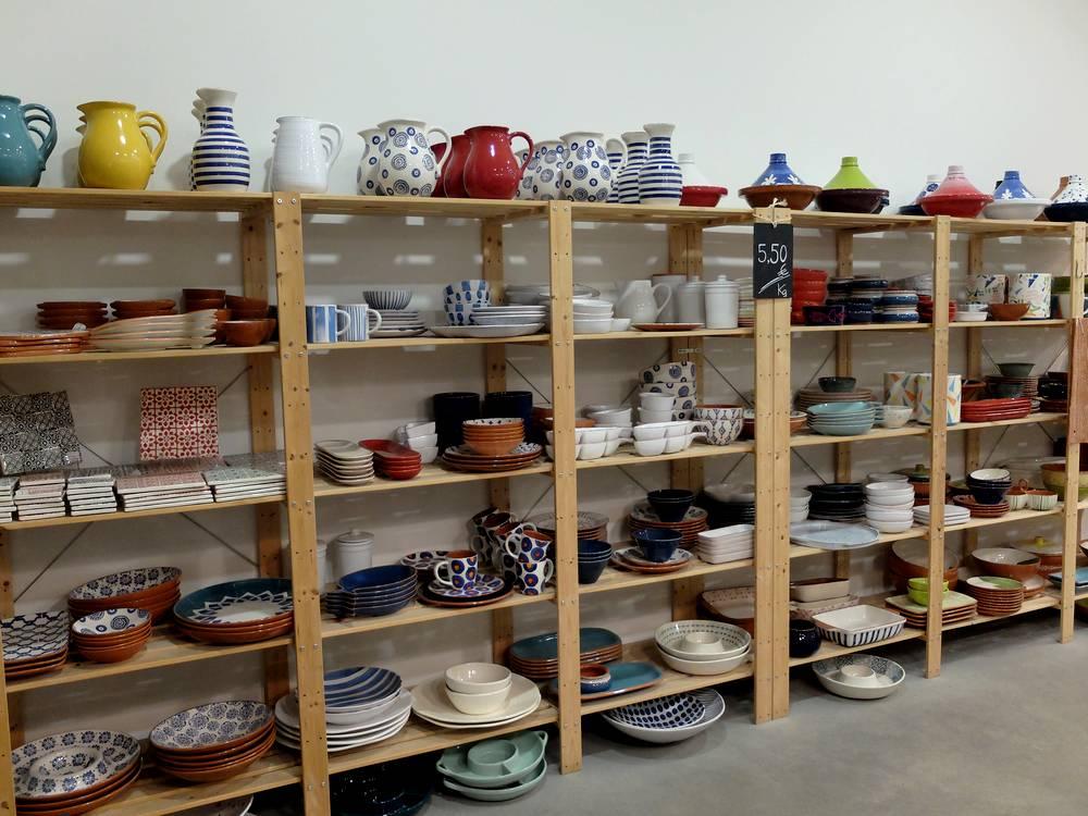 ceramicas na linha