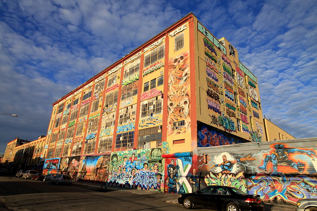 5 pointz new york
