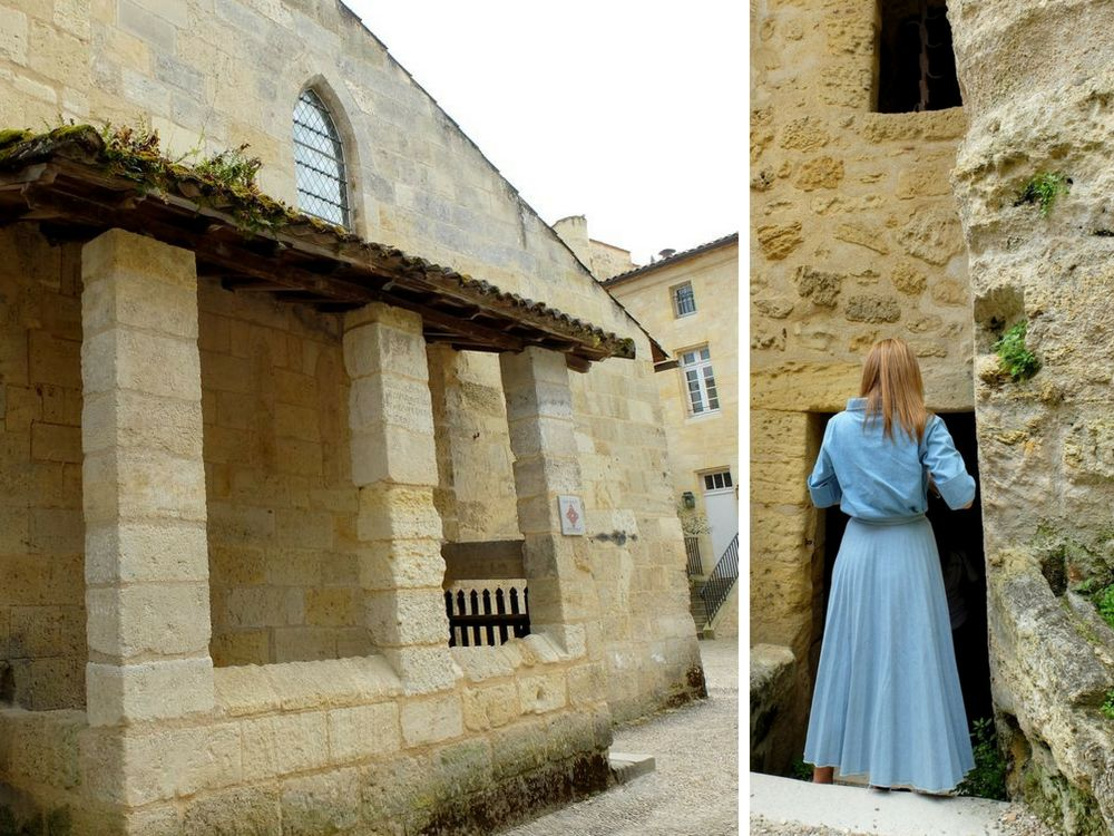 catacombes saint emilion