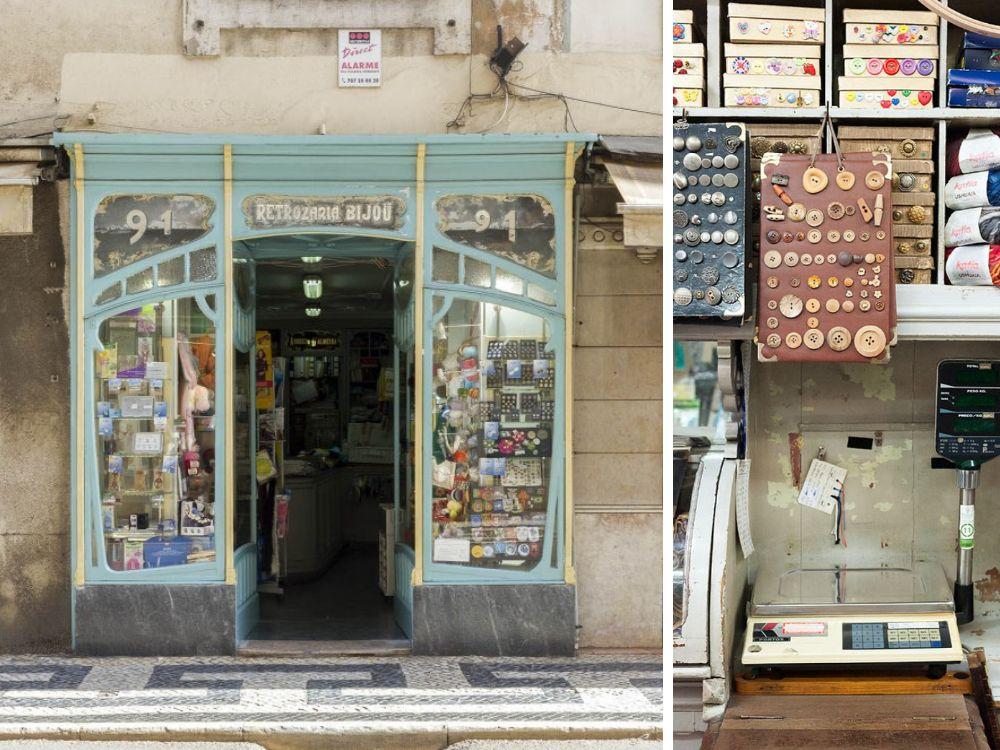 retrosaria bijou lojas com historia lisboa