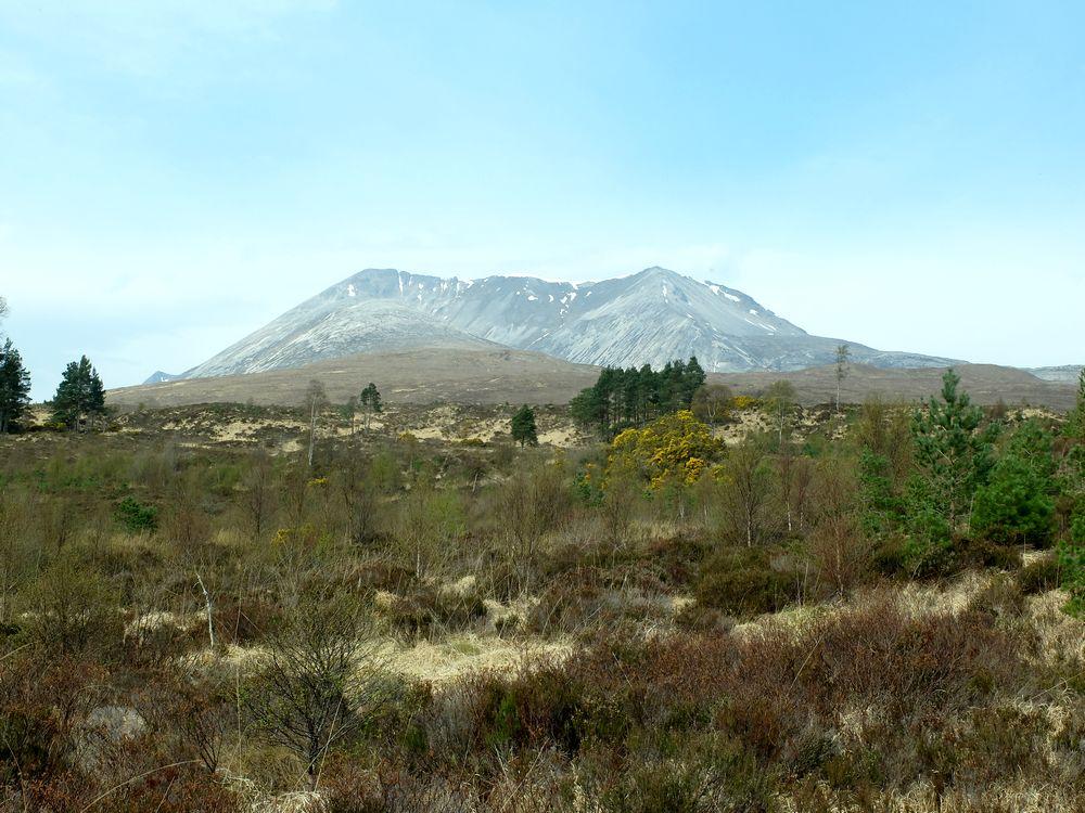 highlands ecosse road trip