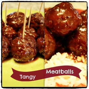 Tangy-Meatballs