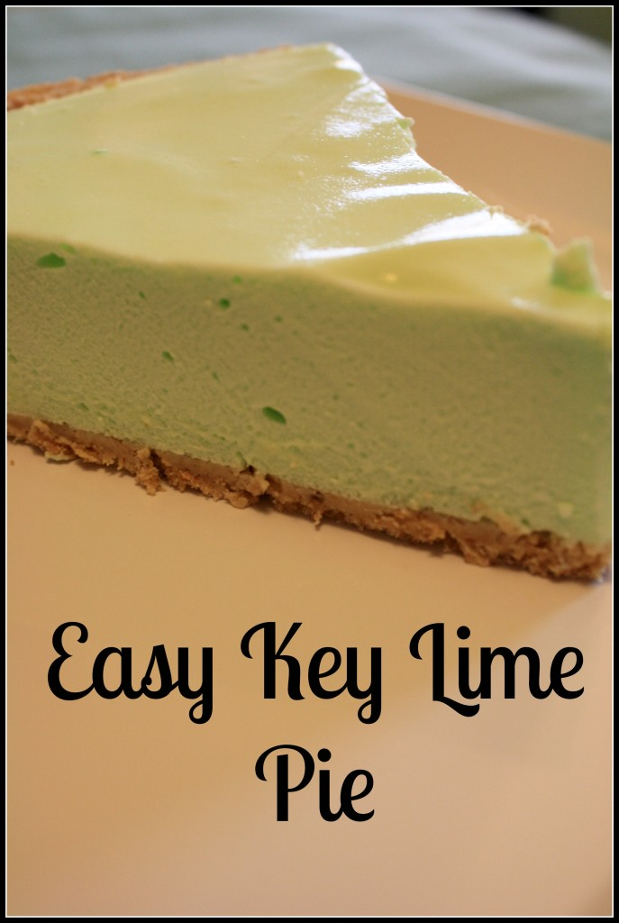 Easy Key Lime Pie | Detours in Life