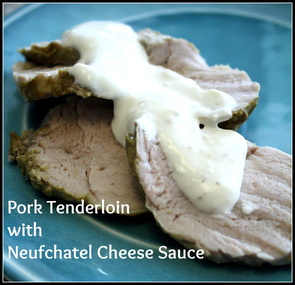 Pork Tenderloin - Detours in Life