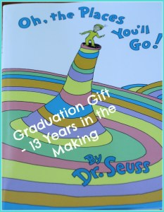Graduation Gift Idea - Detours in Life