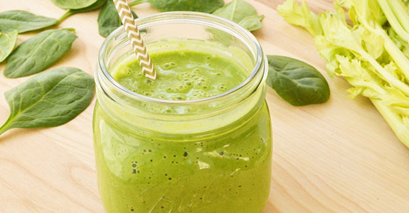 Detox Green Smoothie without Banana
