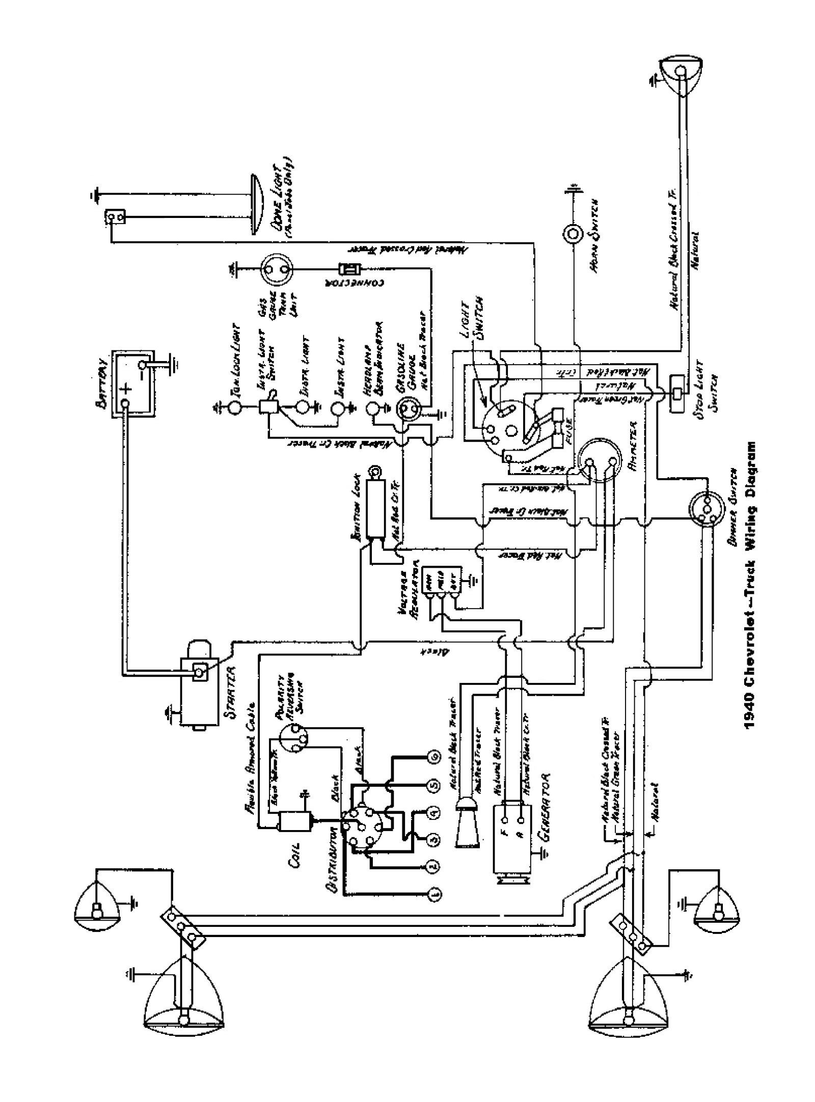 Free 63 Chevy Truck Wiring Diagram