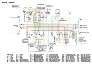 Suzuki Savage Bobber Wiring Diagram   Menhavestyle1