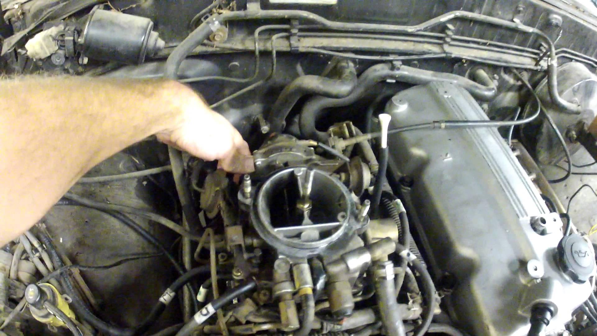Mazda B2000 Wiring Diagram 1990 B2200