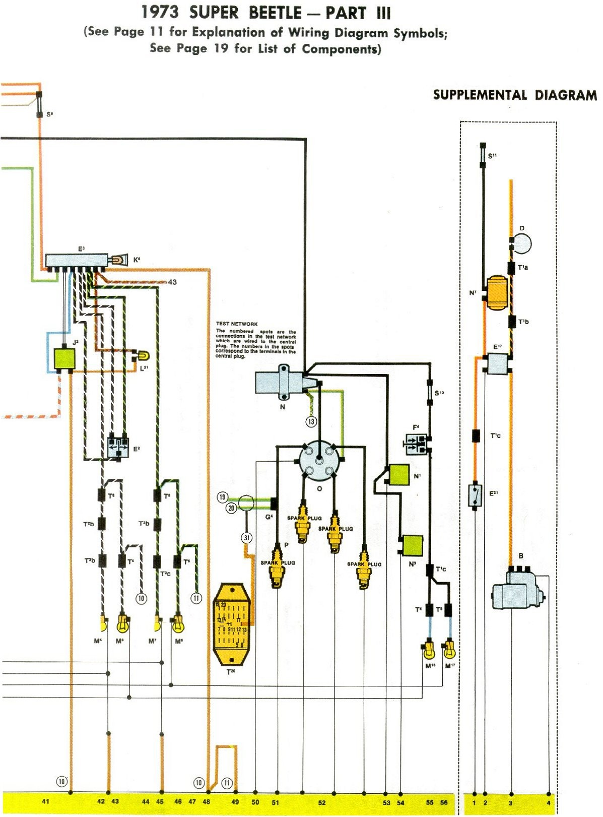 73 Beetle Starter Wiring Diagram Good Guide Of For 1968 Volkswagen Library Rh 95 Nepalchitragupta Org 1973 Vw