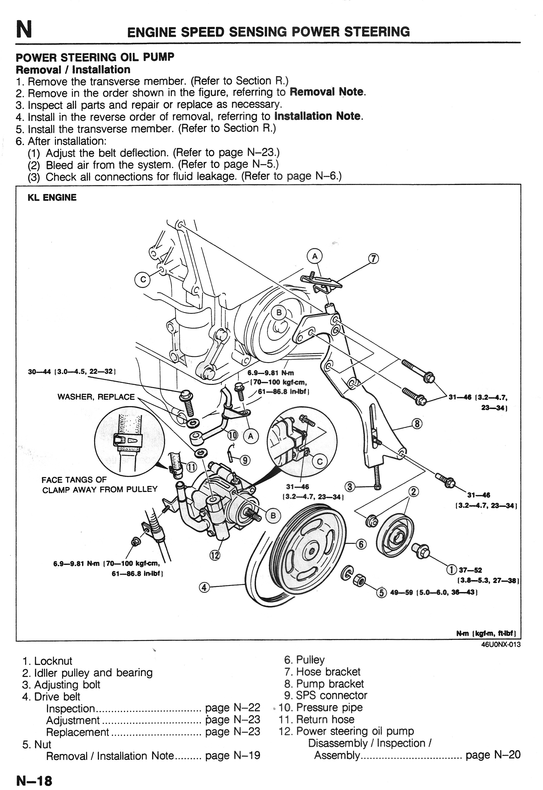 Wrg Mazda 626 Engine Diagram
