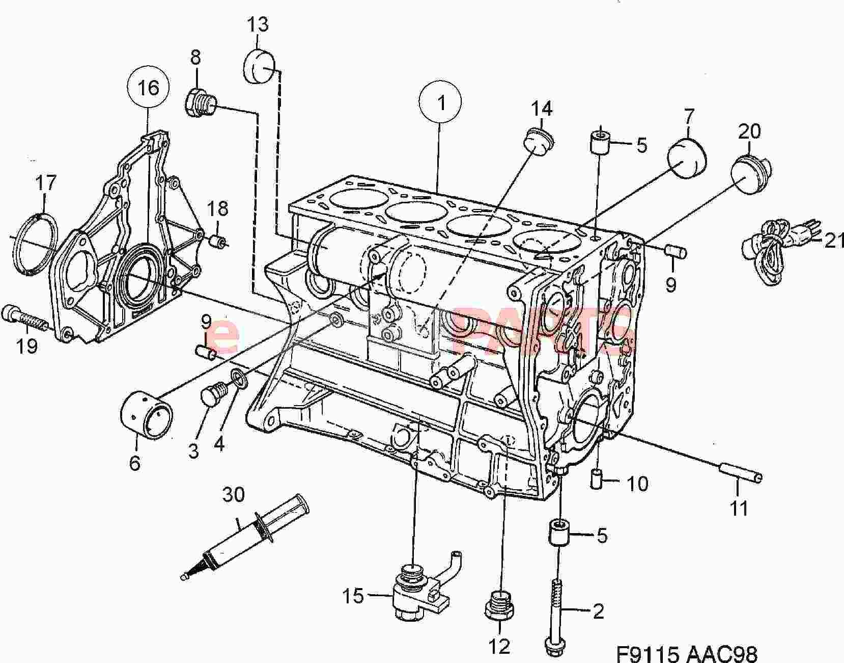 99 camry engine diagram