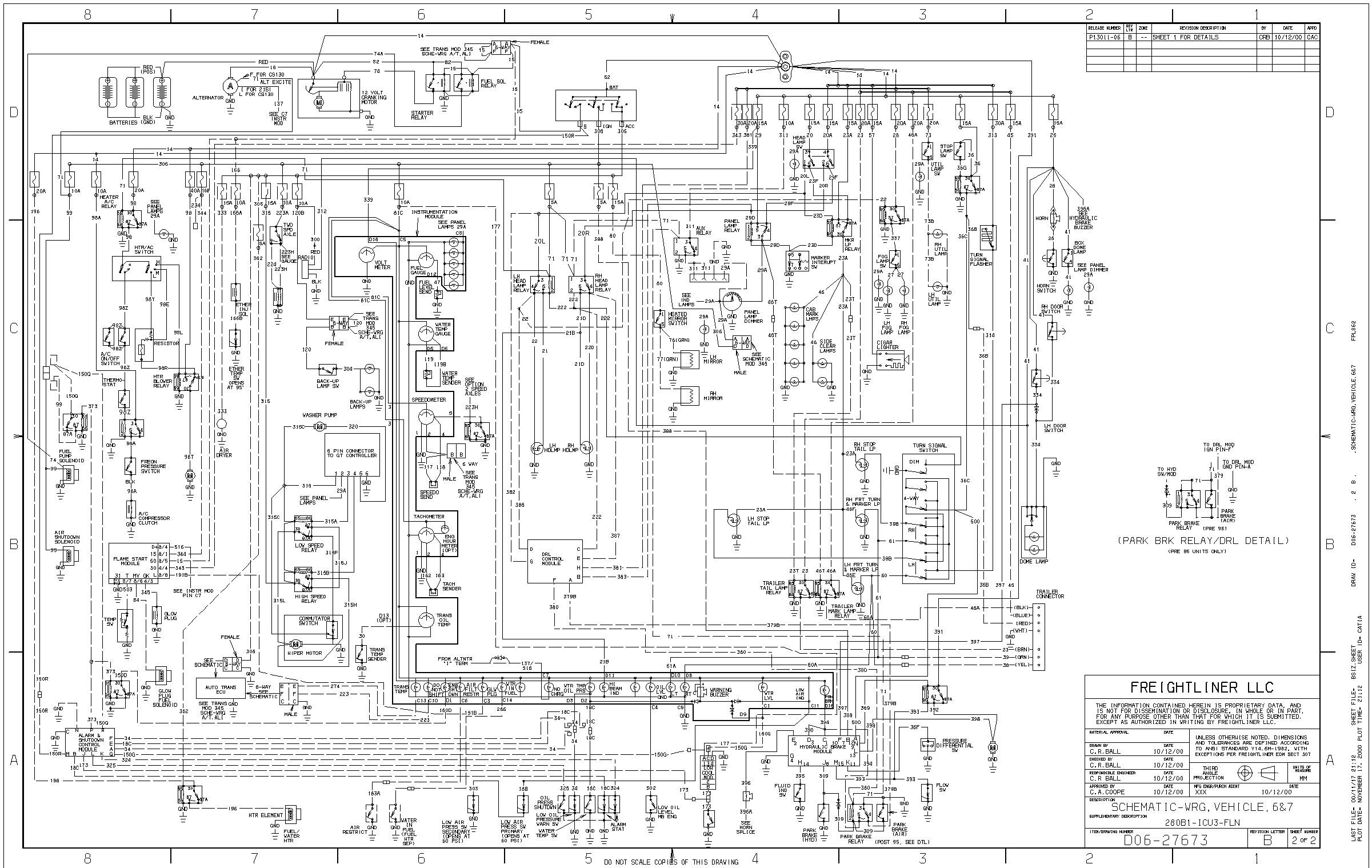 Sterling Wiring Diagram Truck