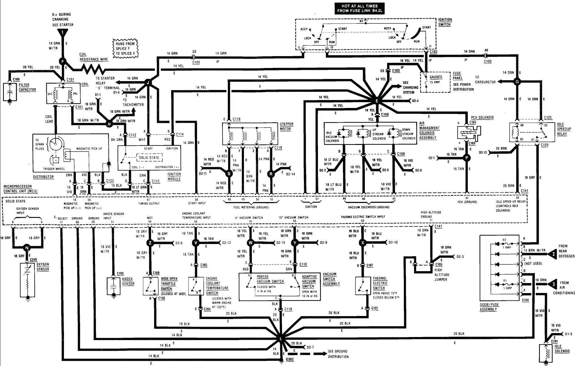Wrangler Wiring Diagram Jeep