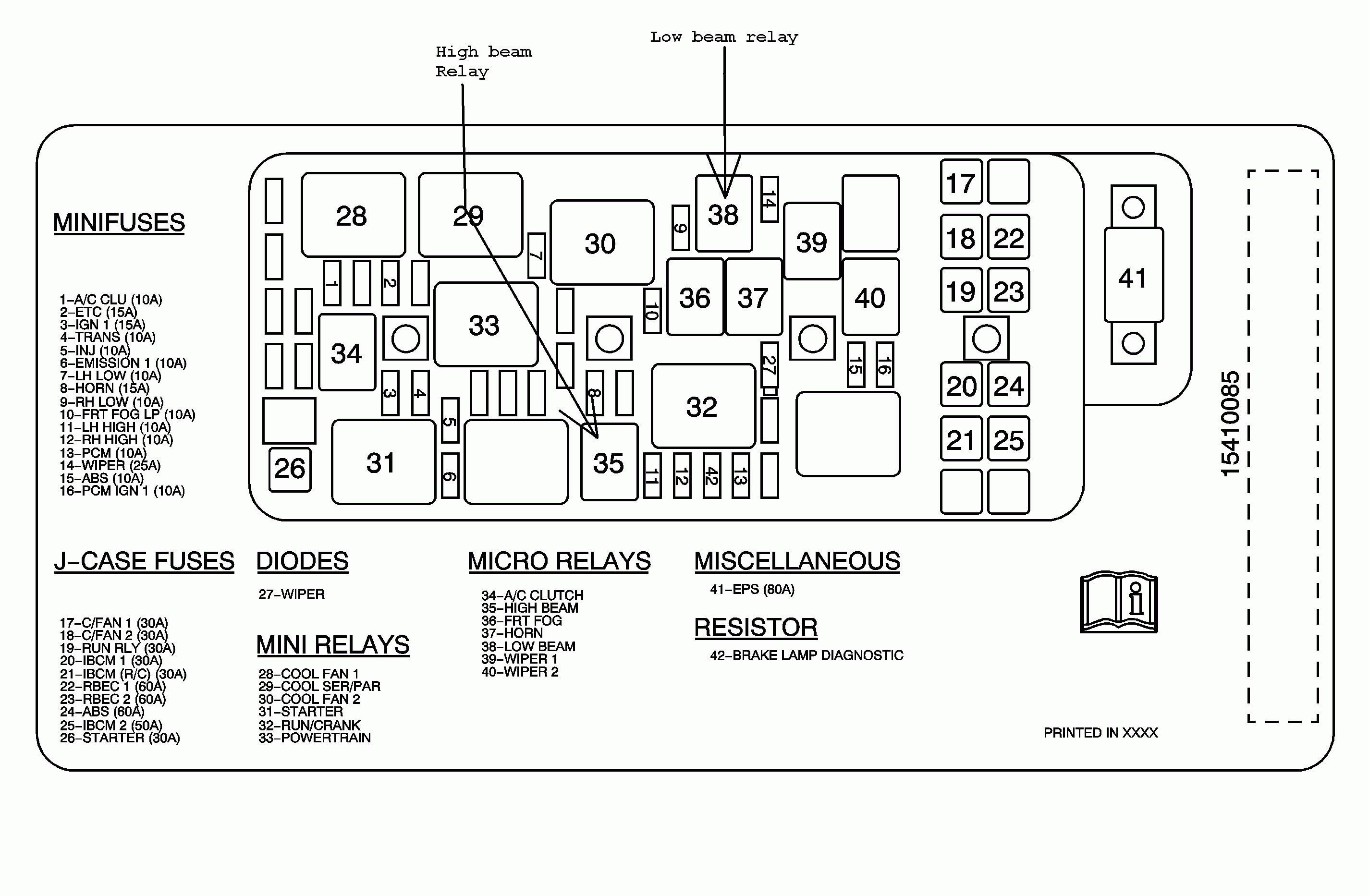 Chevrolet Colorado Wiring Diagram