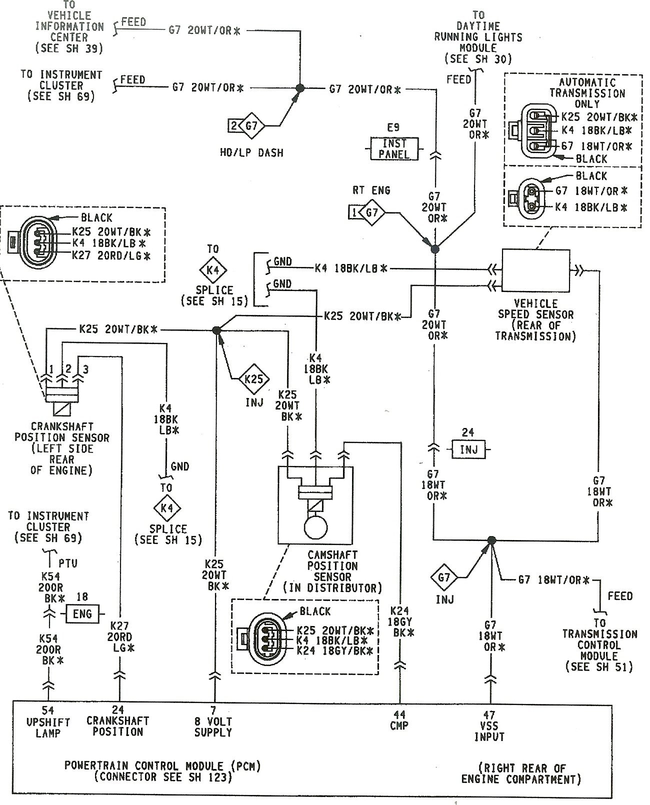 Wrg Jeep 4 0l Engine Diagram