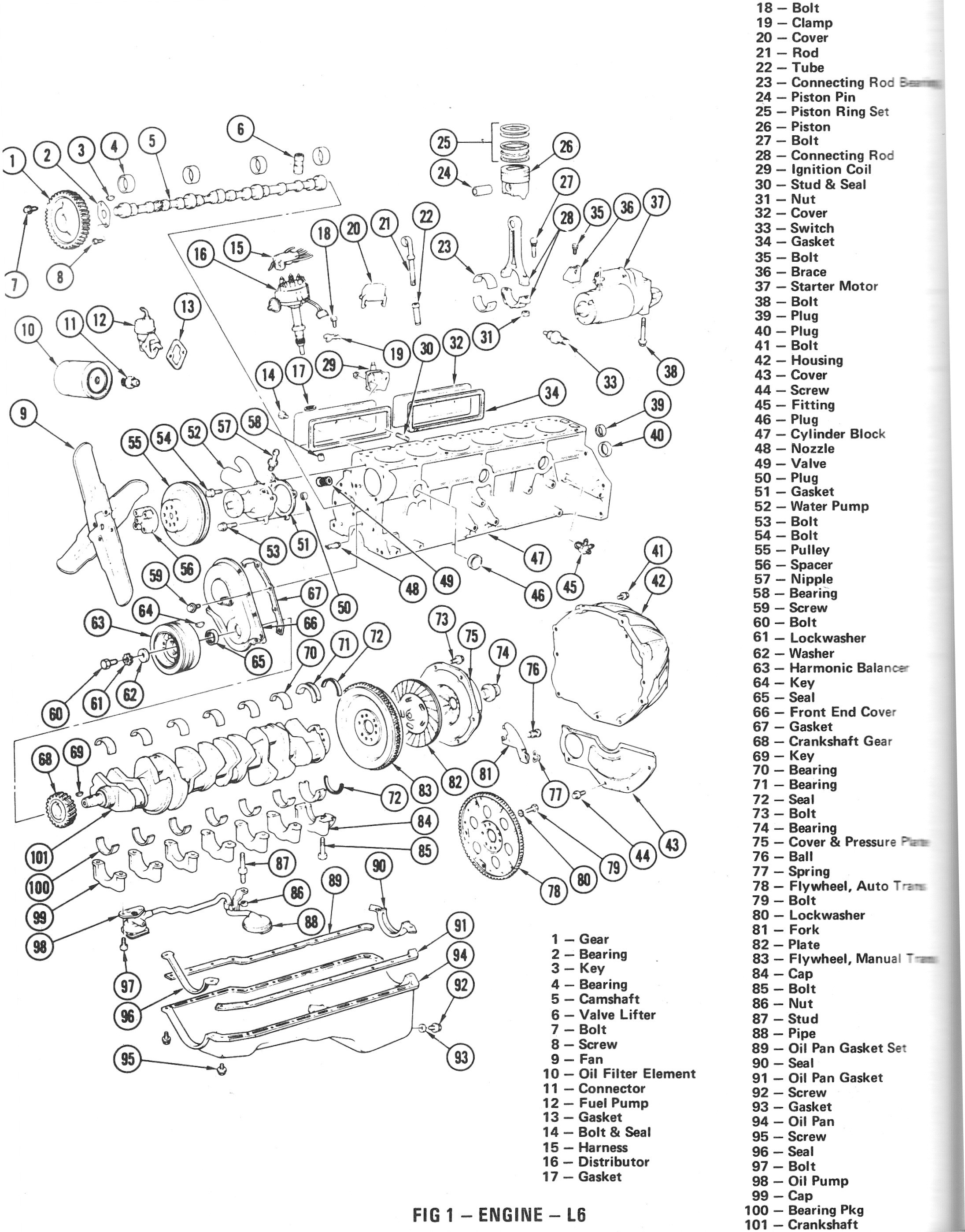 Gm V6 Engine Diagram