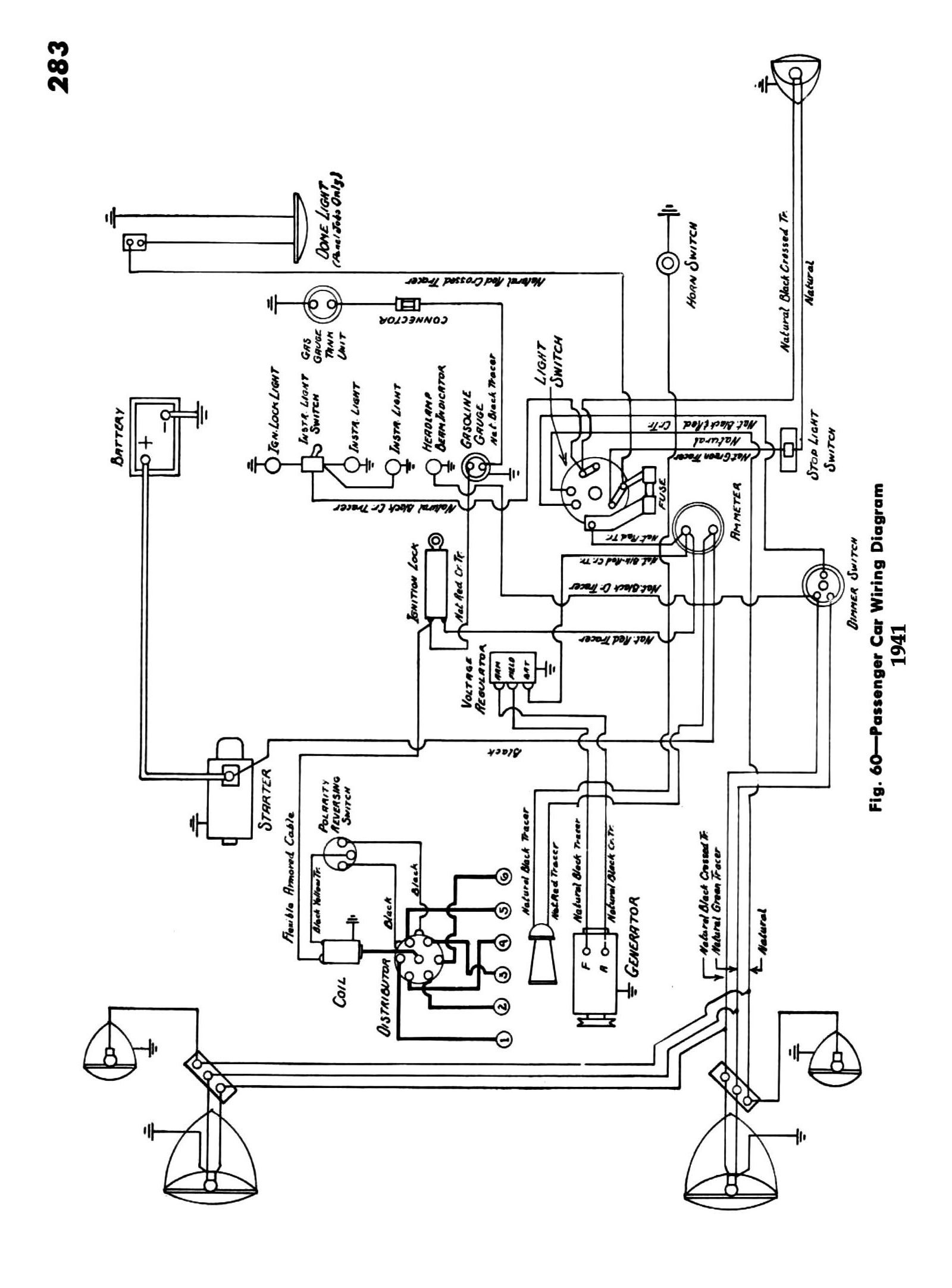 283 Chevy Wiring Diagram