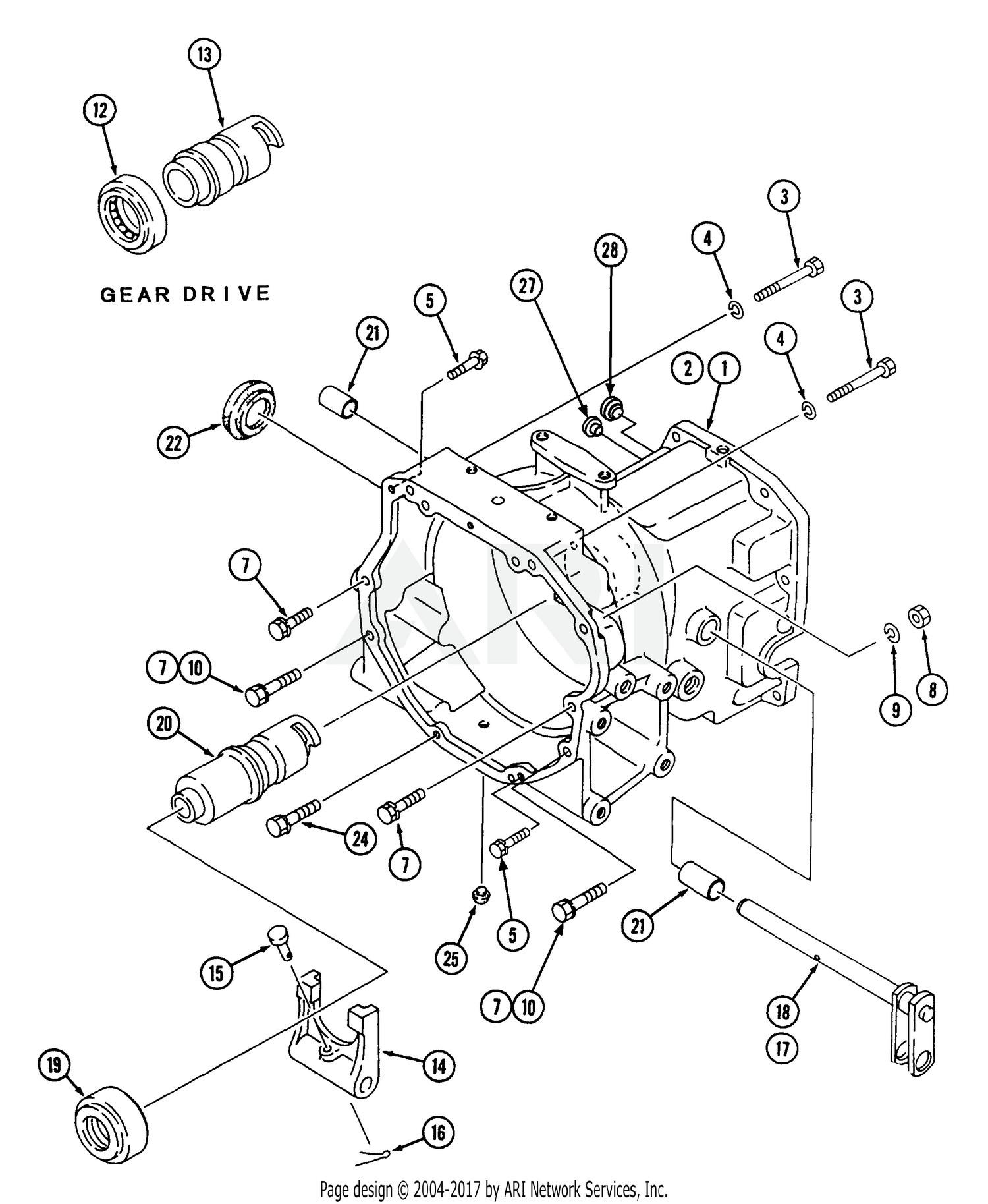 Auto engine parts diagram cub cadet parts diagrams cub cadet 7194 tractor 544 432d100 546 of