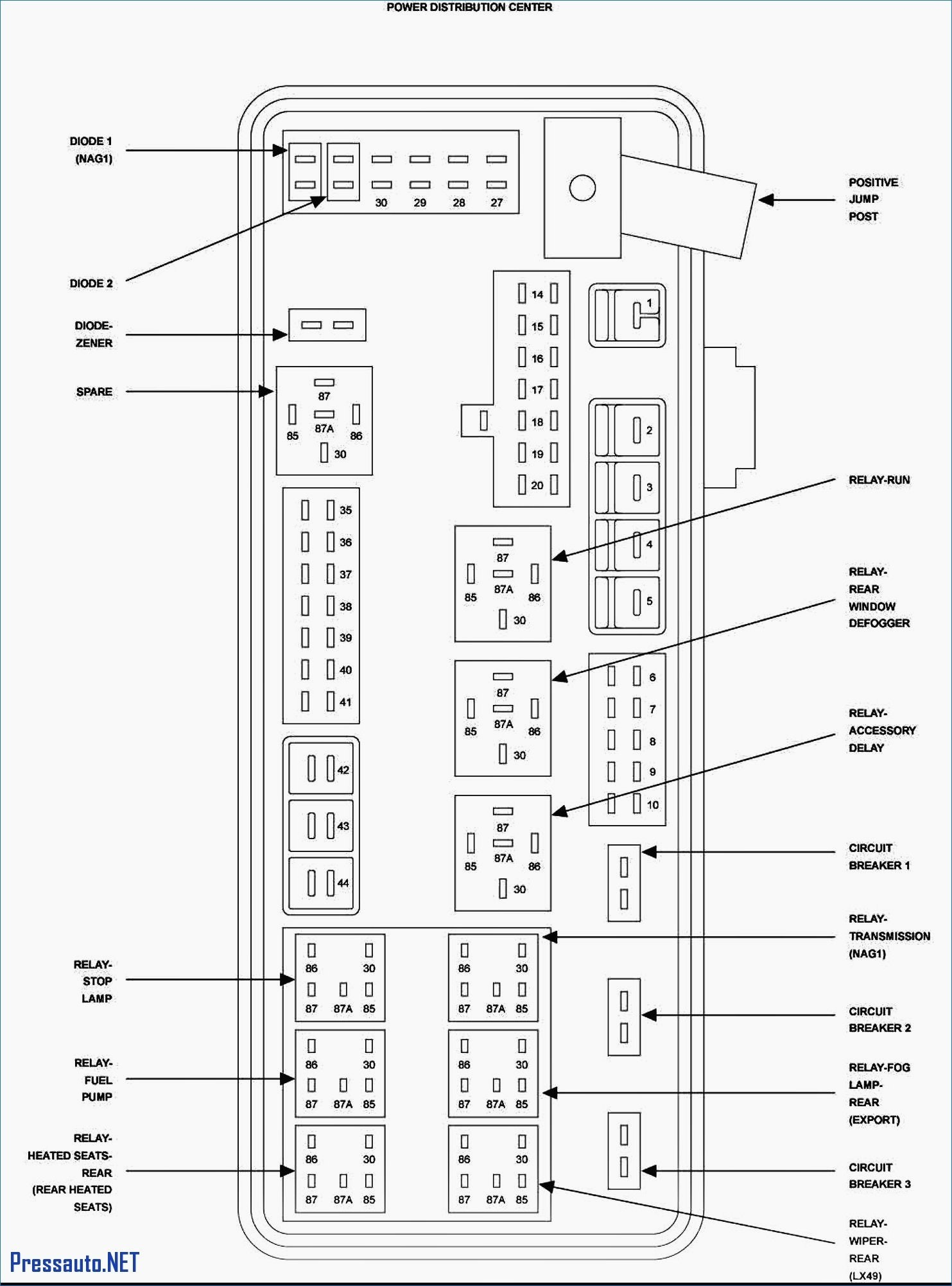 Speaker Wiring Diagram Chrysler Town And Country