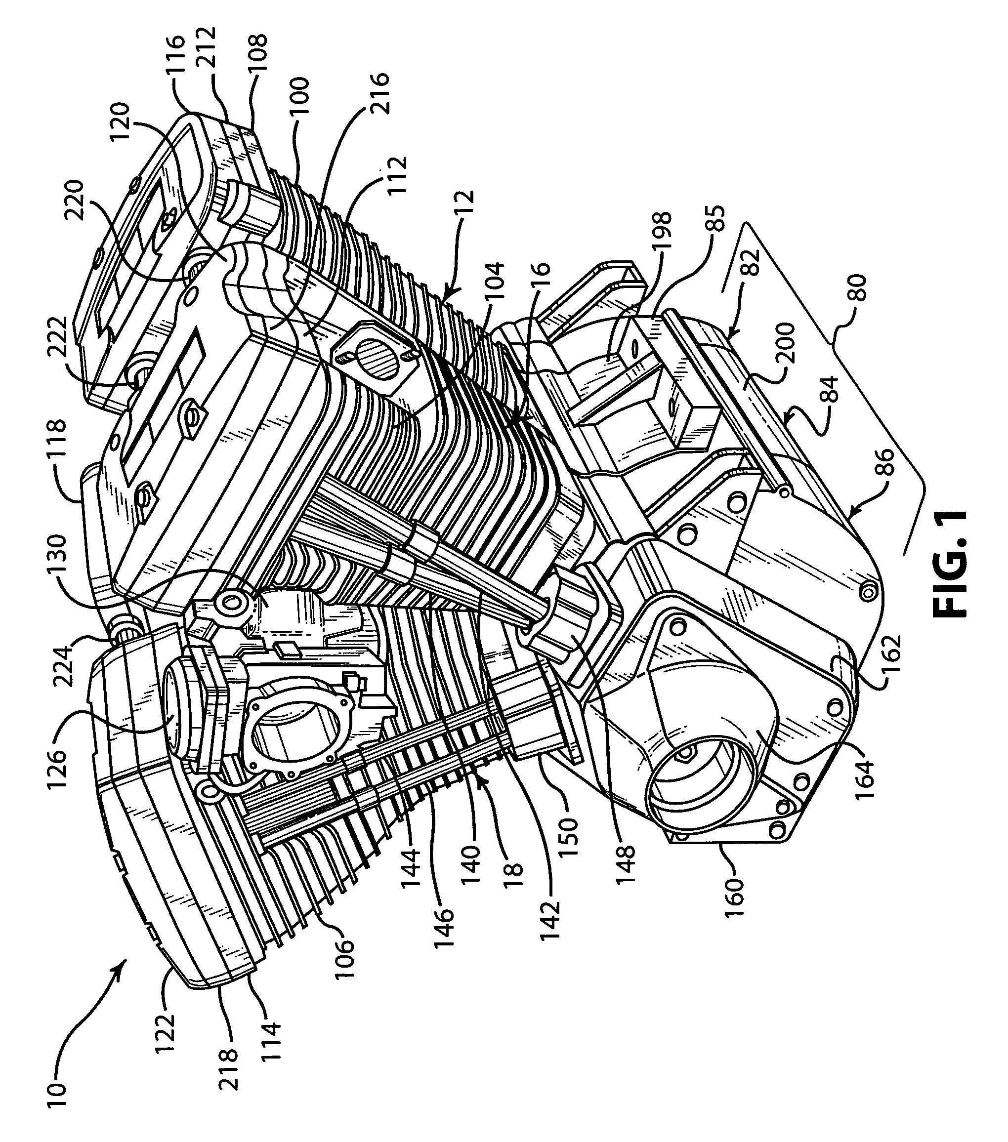 Kohler V Twin Engine Diagram