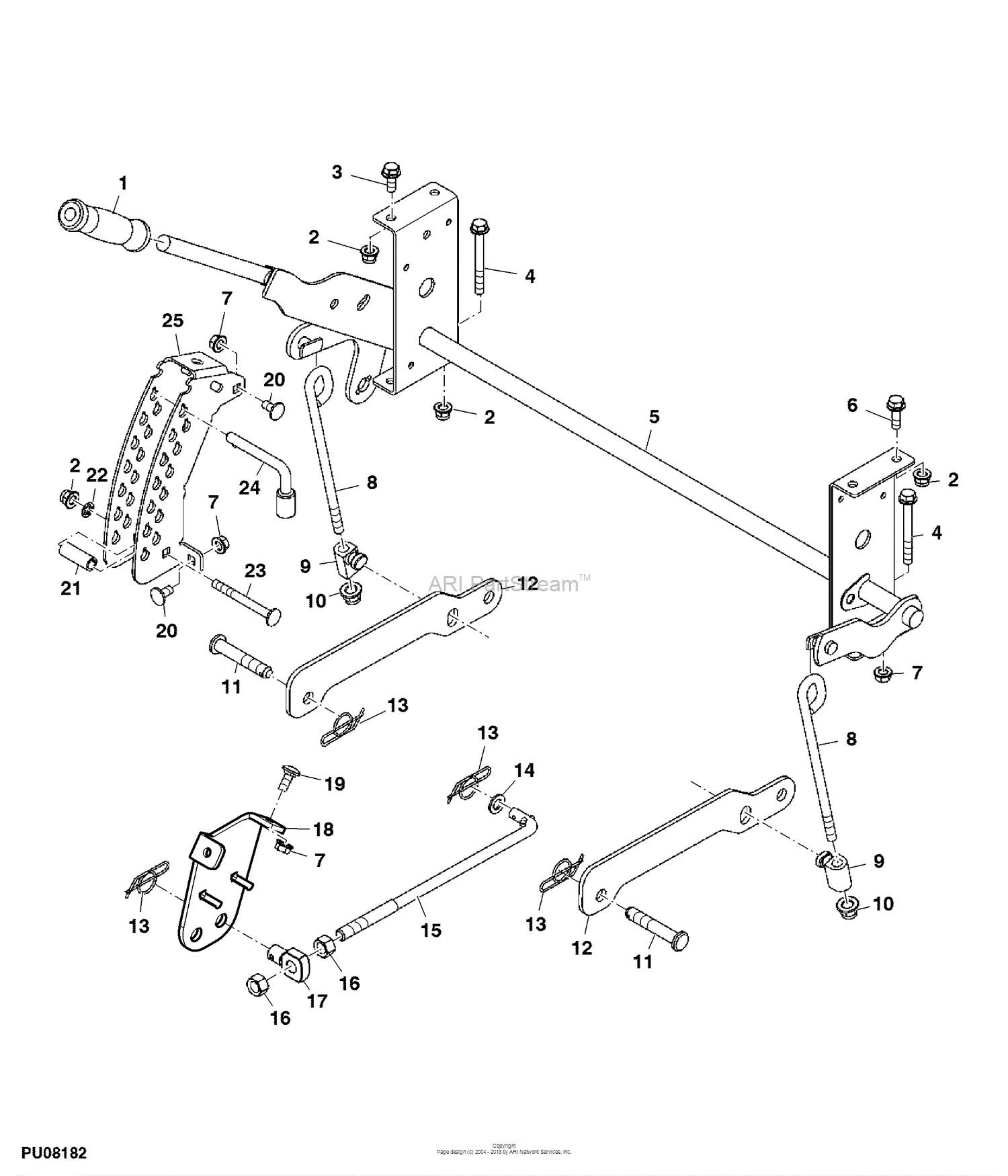 John Deere 717 Wiring Diagram