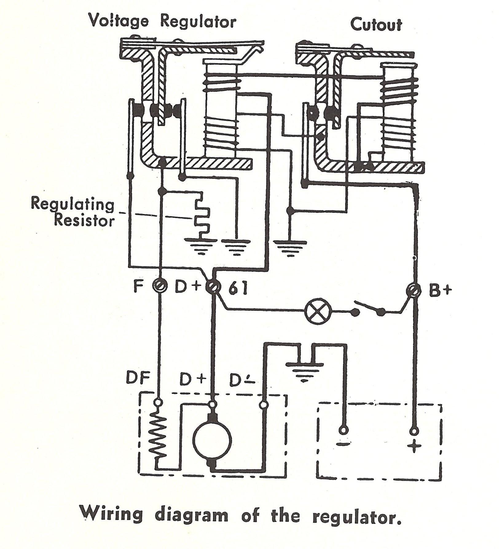 Kohler Voltage Regulator Wiring Diagram