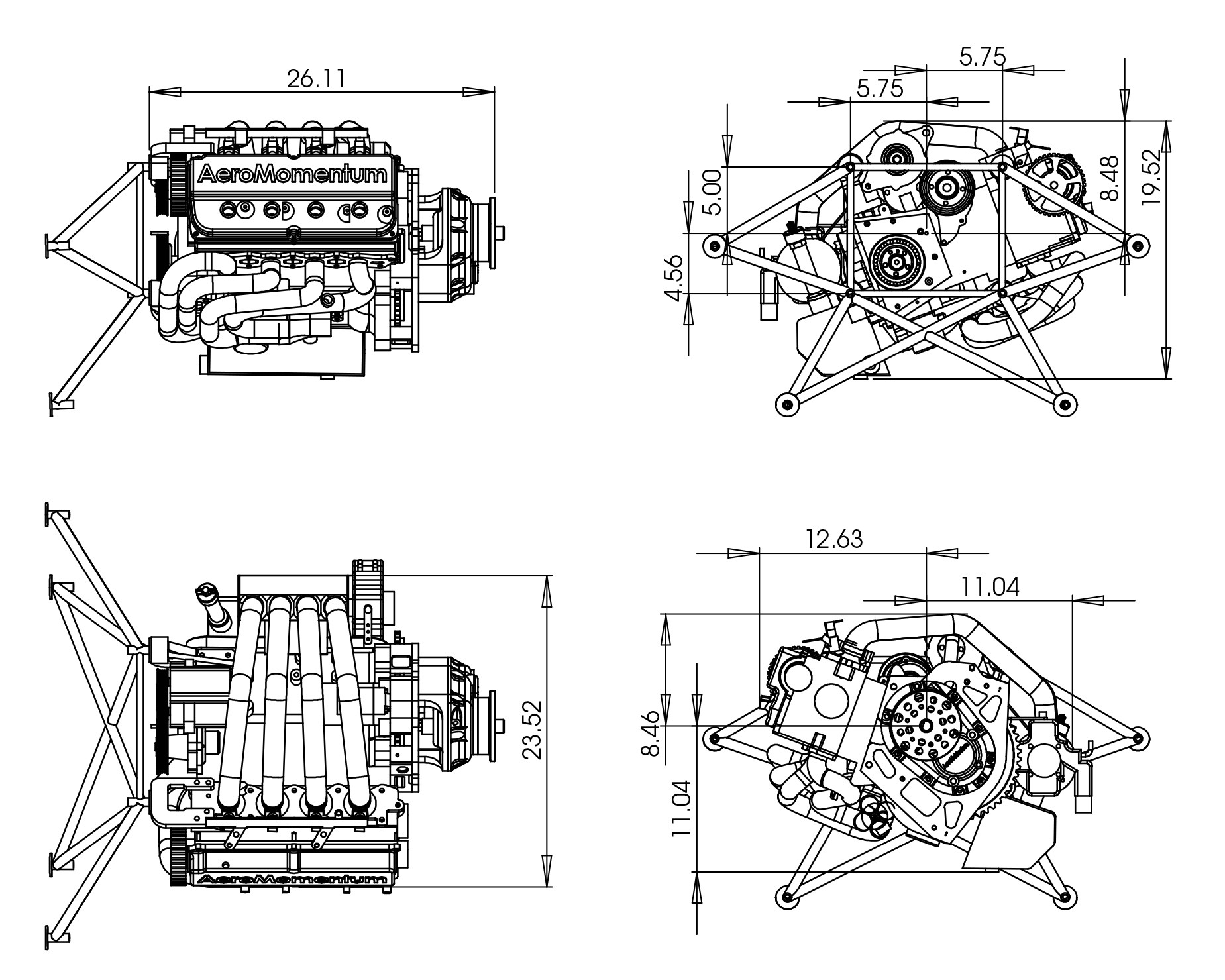 Lycoming Engine Diagram