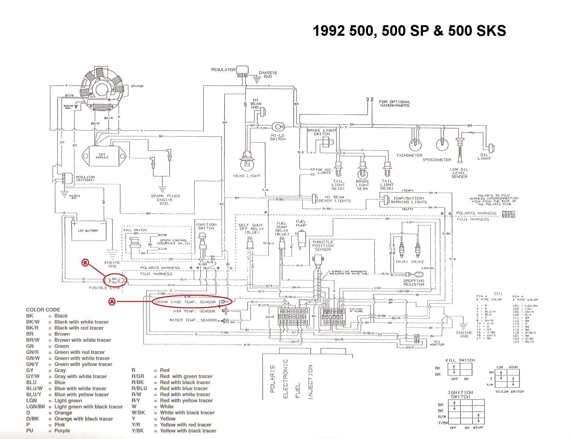 Polaris Ranger Engine Diagram