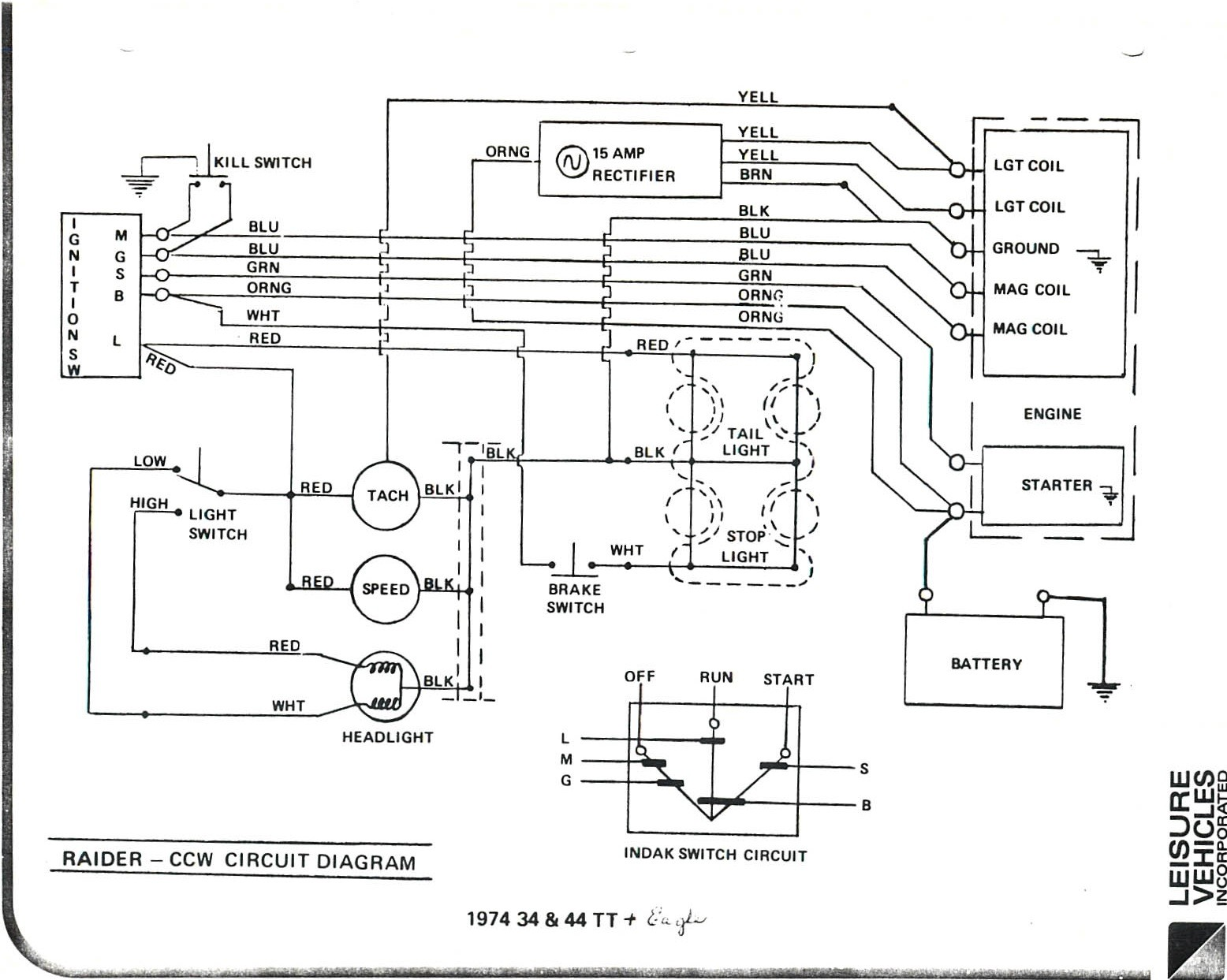 2000 Polaris 340 Snowmobile Engine Diagrams