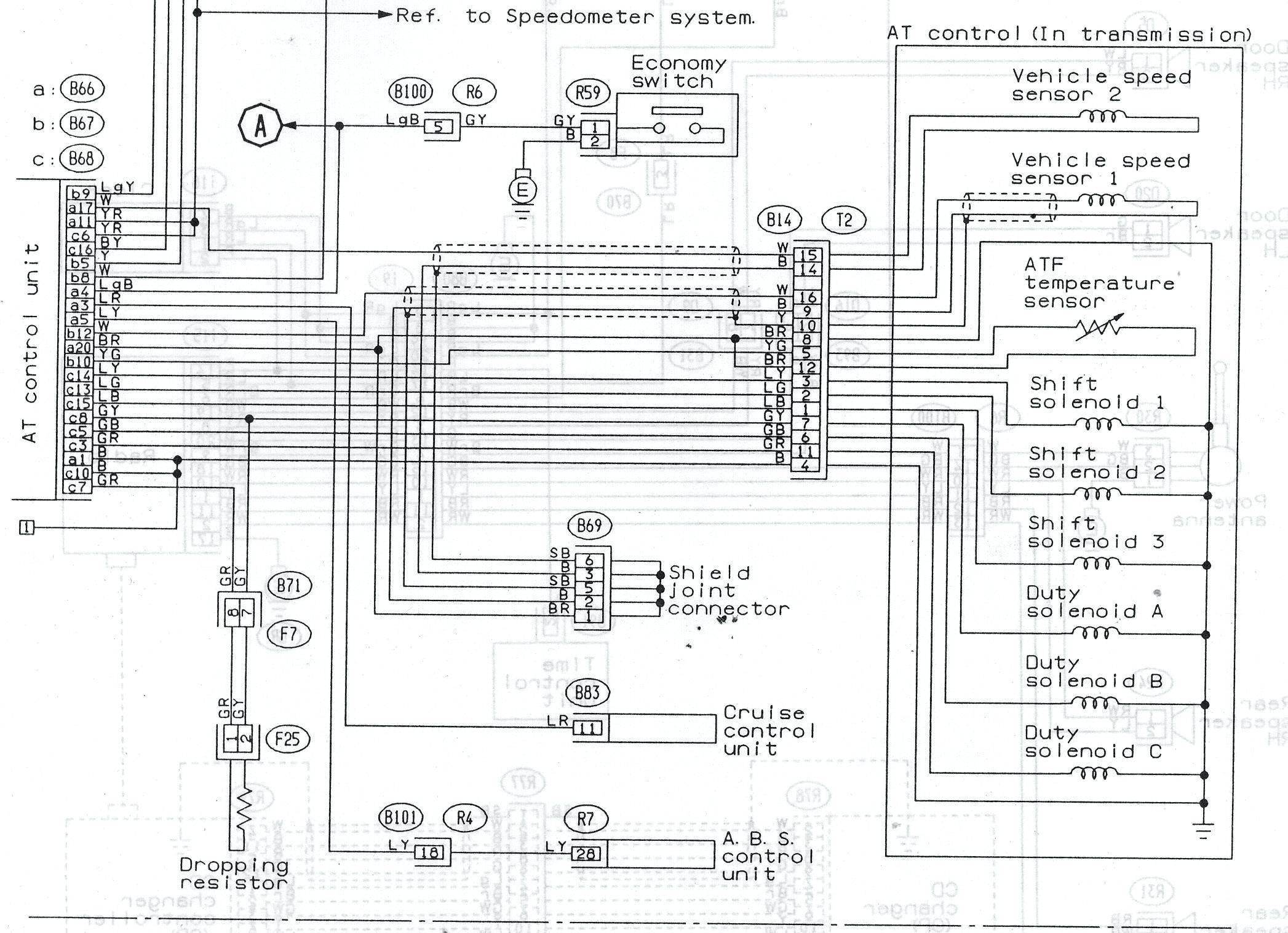 Subaru Wiring Harnesses