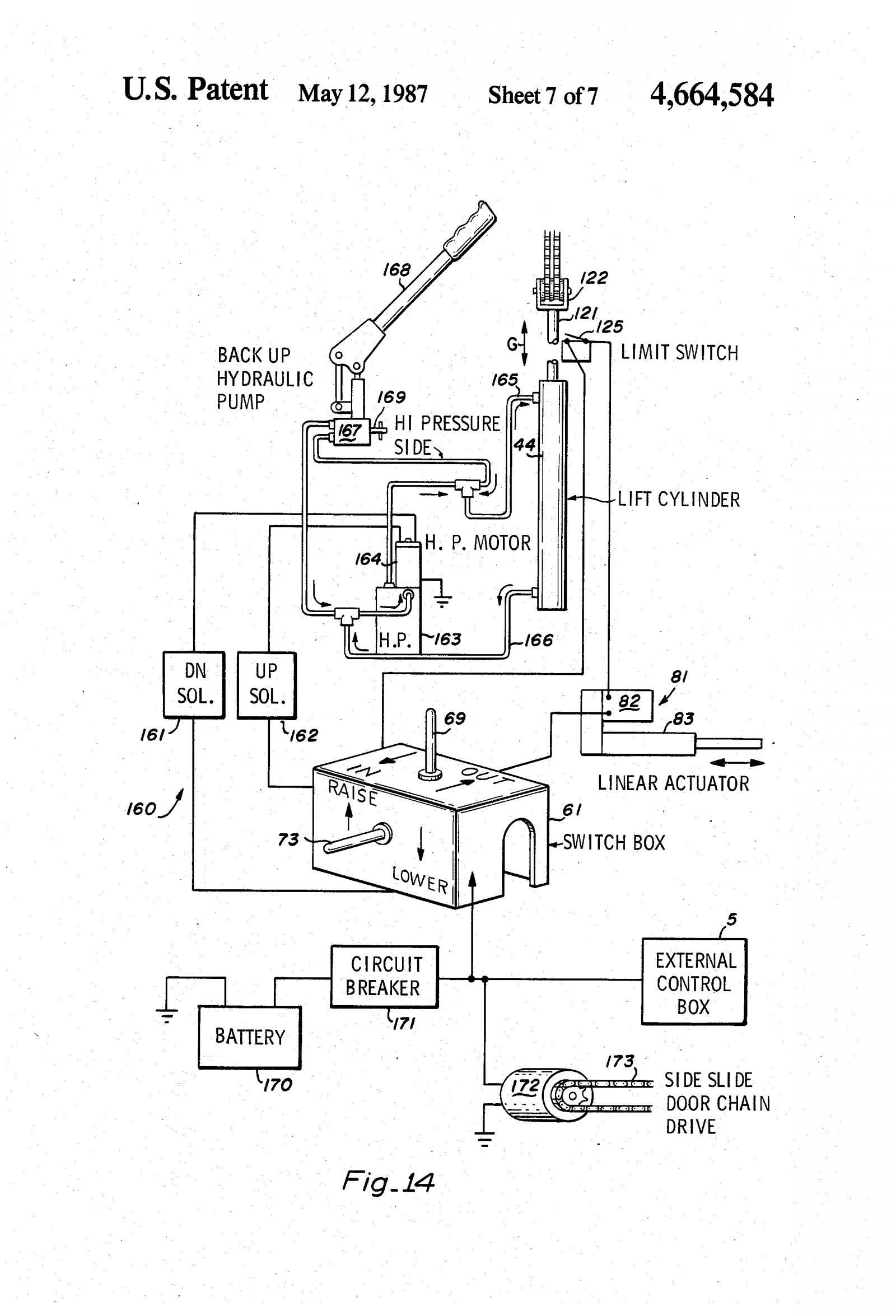 Upright Scissor Lift Wiring Diagram