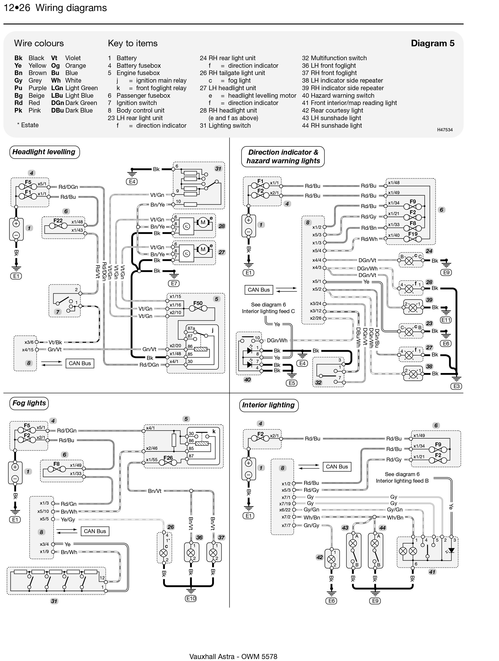 zafira rear light wiring diagram vectra c rear light wiring diagram