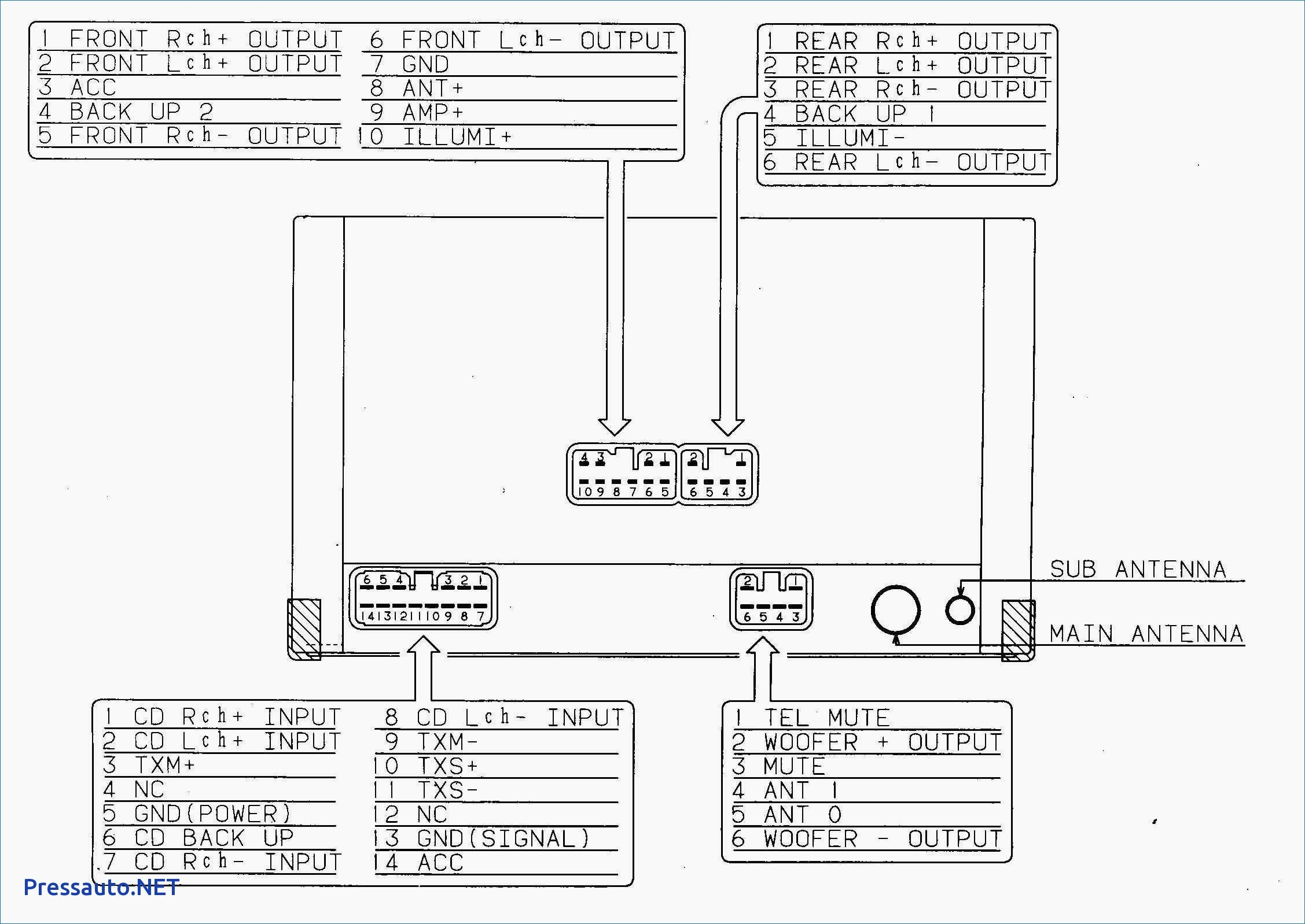 pioneer avh p4100dvd wiring diagram all wiring diagram Pioneer AVH P4000DVD Wiring