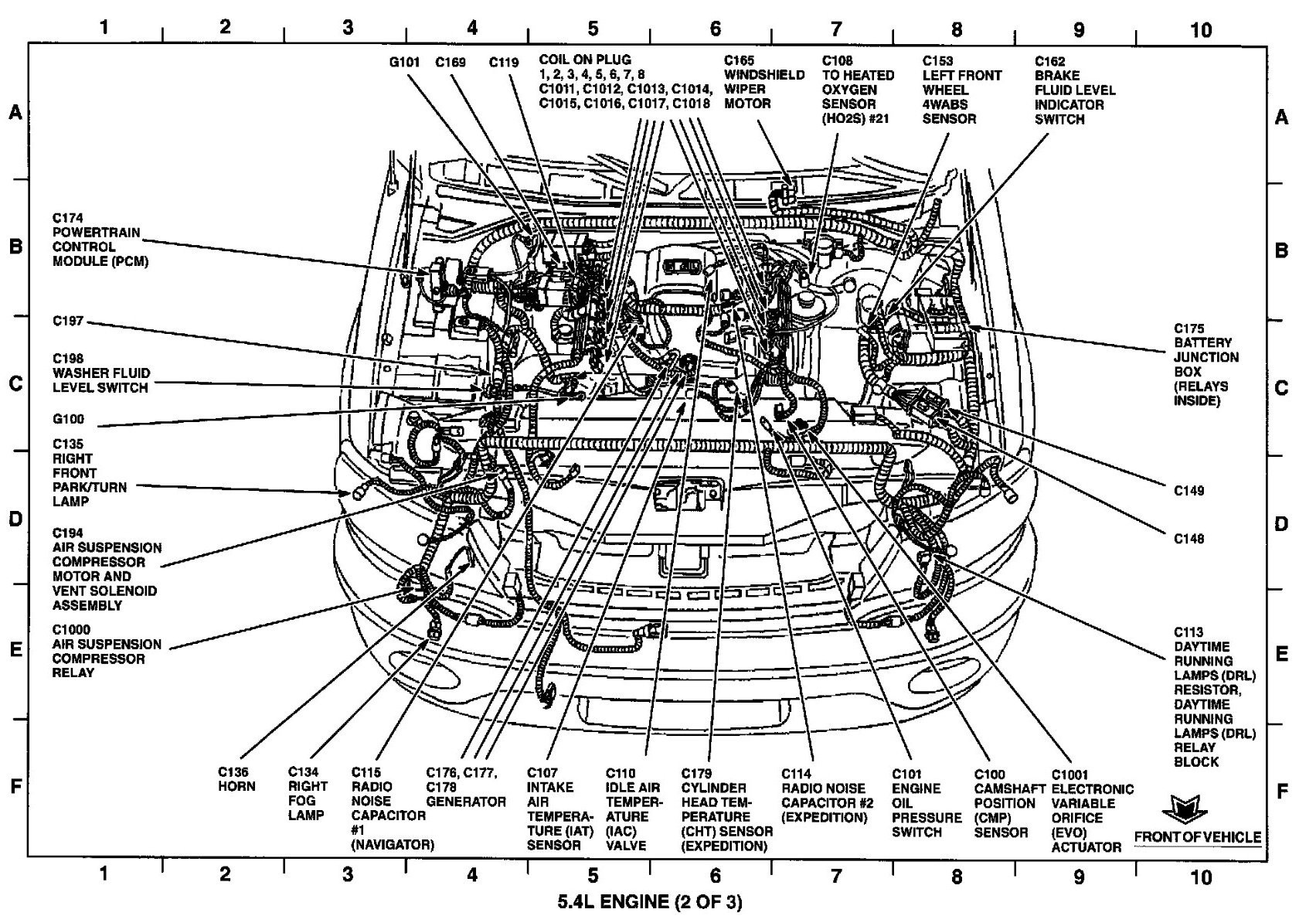 1999 Bmw 323i Ground Diagram