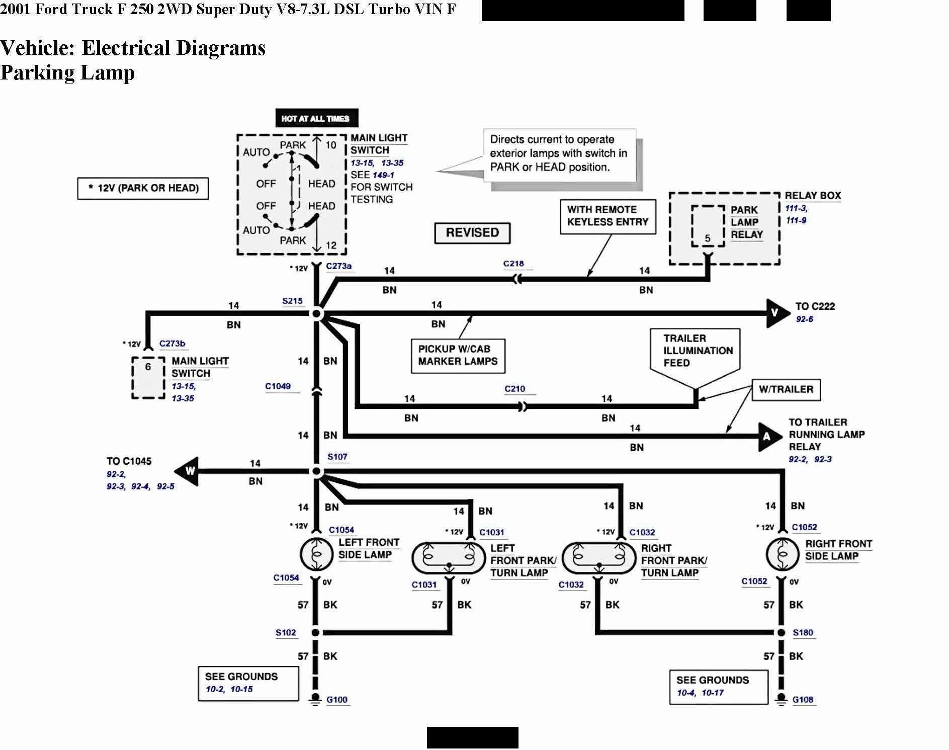 Fuse Diagram For Mercury Grand Marqui