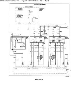 2005 Hyundai Santa Fe Wiring Harness Diagram • Wiring Diagram For Free