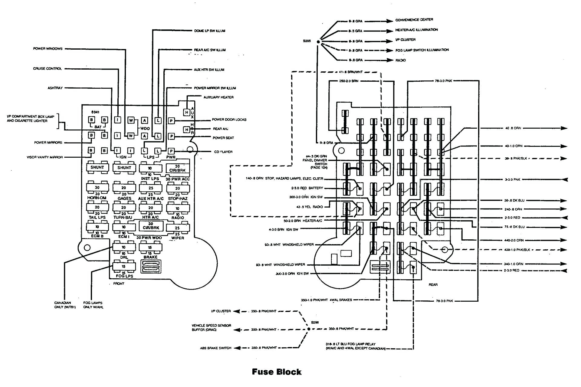 Alternator Wiring Diagram Chrysler