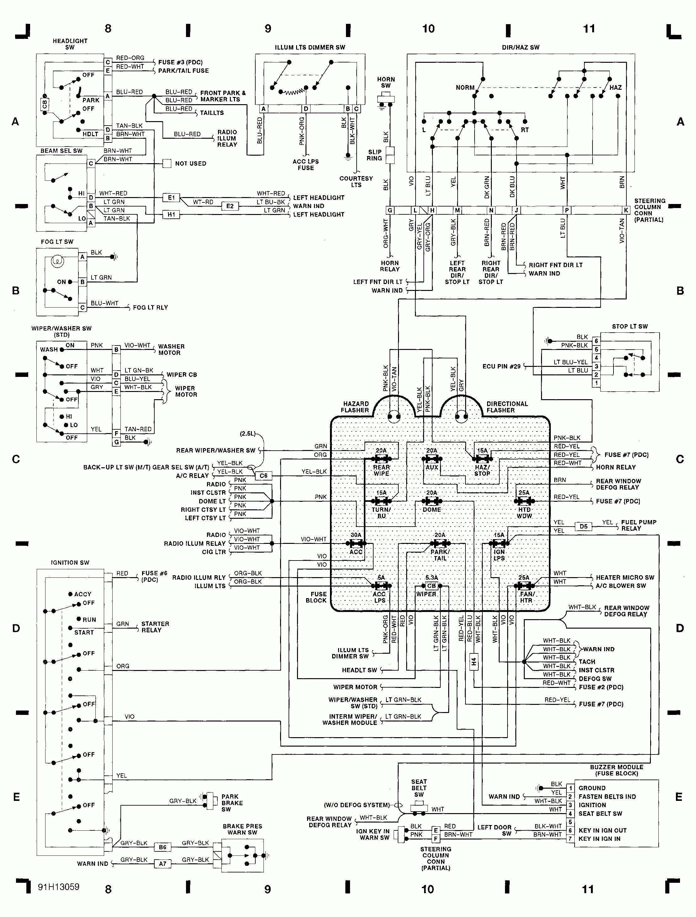 Jeep Wrangler Factory Radio Wiring