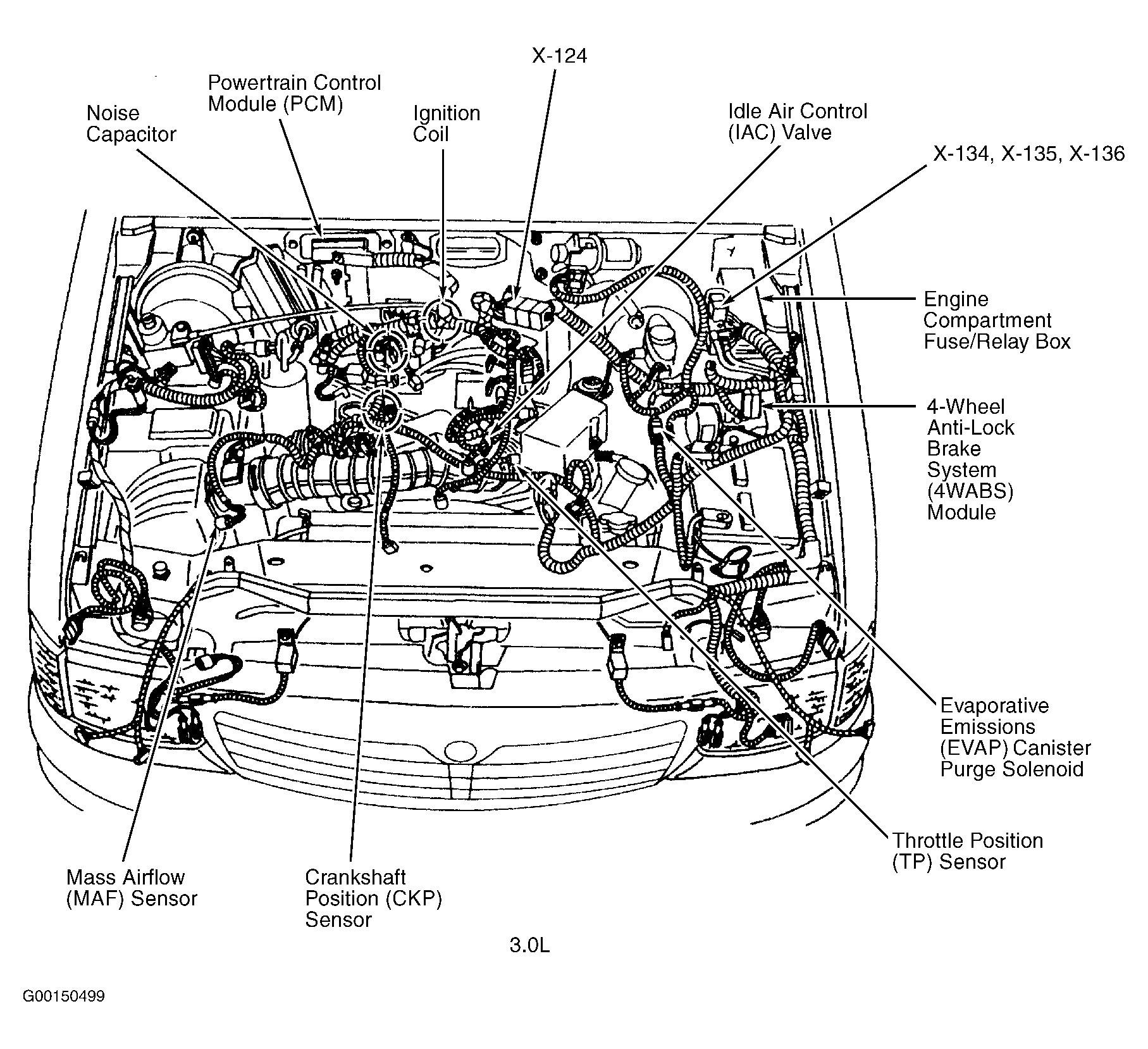 01 Chevy 4 3 Engine Vacuum Diagram